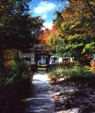 Isle Haven Entrance