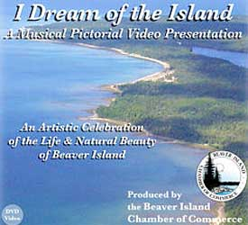 I Dream of the Island DVD