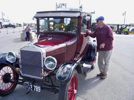 Crankun T's Model T