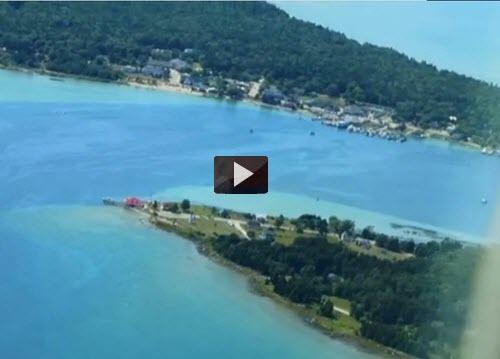 Under The Radar Beaver Island Video