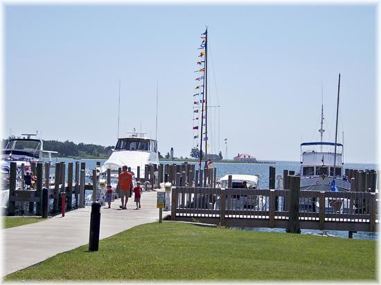 Beaver Island Municipal Marina 2