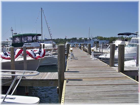 Beaver Island Municipal Marina-4