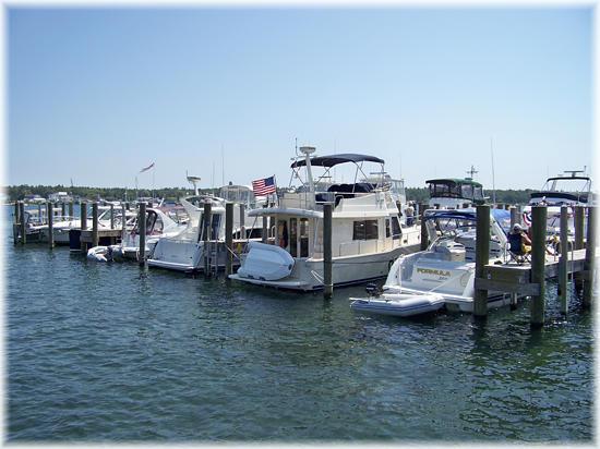 Beaver Island Municipal Marina-6