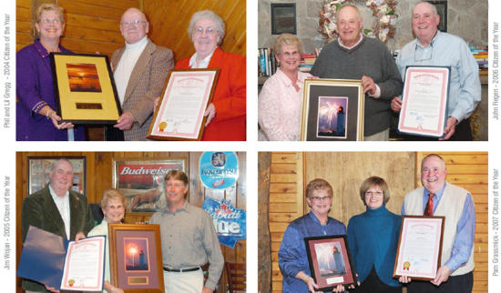More Beaver Island Citizen of the year