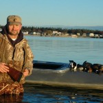 DNR's Russ Mason Ph.D Duck Hunting