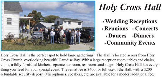 Holy Cross Hall Beaver Island MI