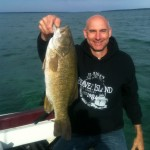 Smallmouth caught Aug 2013