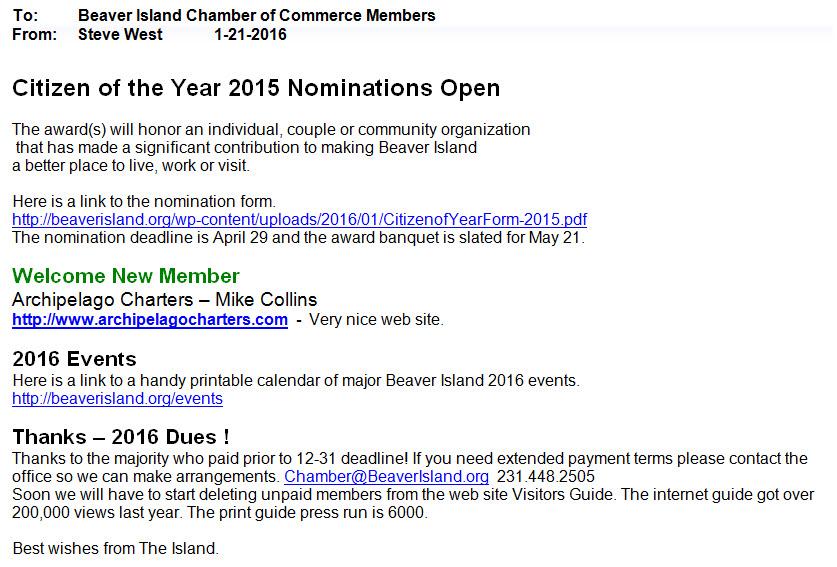 BI Chamber News 1-21-16