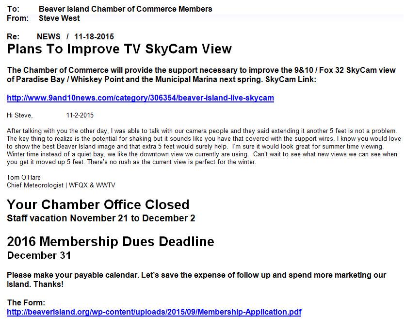 BI Chamber News 11-18-15