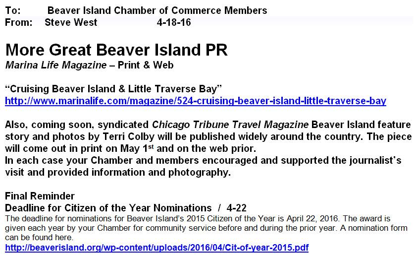 BI Chamber News 4-18-16