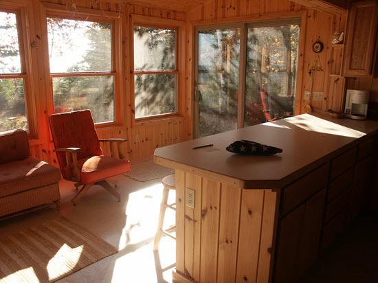 BI inside cabin